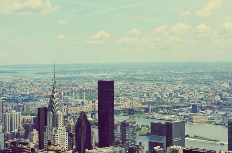 New York City Hello World
