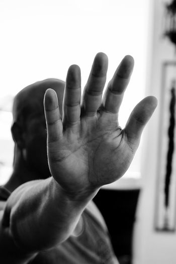 Snap to the hand Focus On Foreground Hand Personal Perspective Blackandwhite Canon