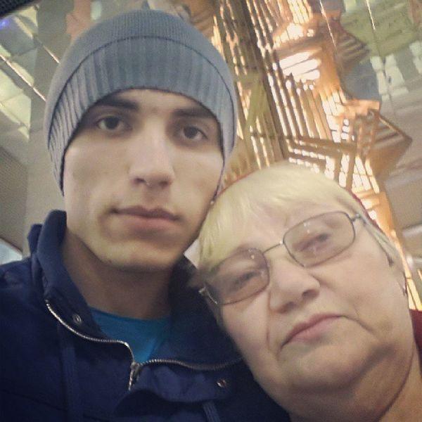 Я и Мамочка моя:-*)) мамуля мы измайлово отель хол отдых семья