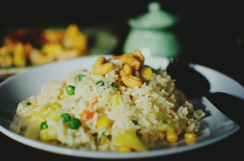 🍚&🍍 Fried Rice with Pineapple ! Wow!!! A Taste Of Life Food Porn The Foodie - 2015 EyeEm Awards The Traveler - 2015 EyeEm Awards Popular Photos Holiday POV My World Of Food My Winter Favorites Spotted In Thailand