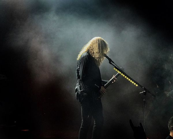 Dave Mustaine Performance Music Men Skill