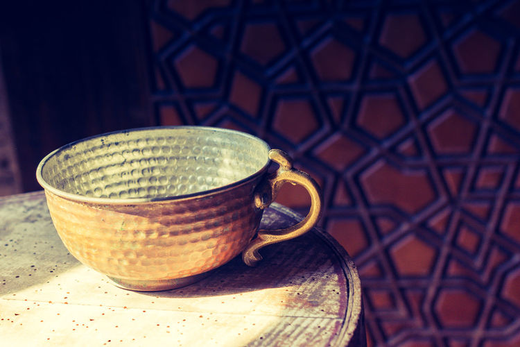Ottoman Style Cup
