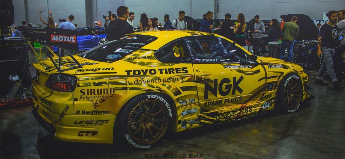 Nissan Silvia S15 Car RDS Drift NGK