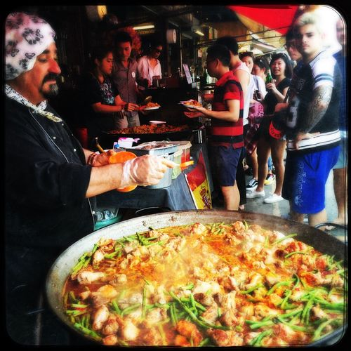 Hello World Enjoying Life Thailand Jjmarketthailand Thai Food Holiday Traveling Bangkok