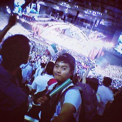 Ayan pa isa haha ng mabura na dito sa phone ko :3 PhilippineArena HappyCentennial 100yrs Inc