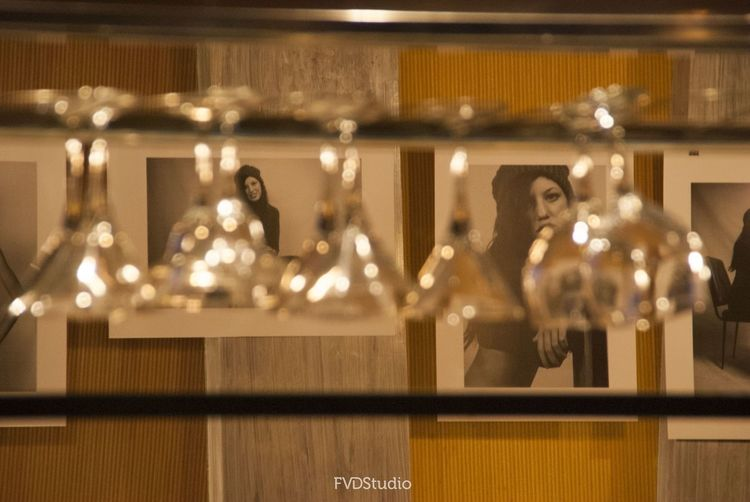 "Exhibition ""woMan"" on KubikRambla de Barcelona, Spain"