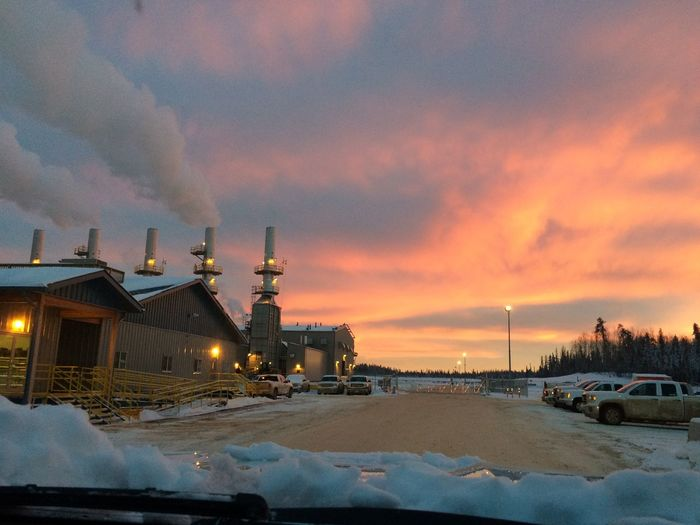 Enjoying Life Galaxys7 Check This Out Sunrise Oilfield Oil And Gas