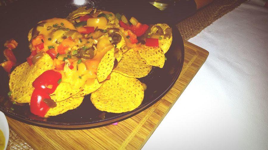 Food Porn Awards Nachos LoveThem  Tastessogood Foodphotography Eyeemfoodlover Mahlzeit Enjoying Life