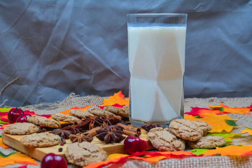 Milk Cookies Spicy Cookies Spices Christmas Decoration Christmas Food Drink Food And Drink Anise Cinnamon