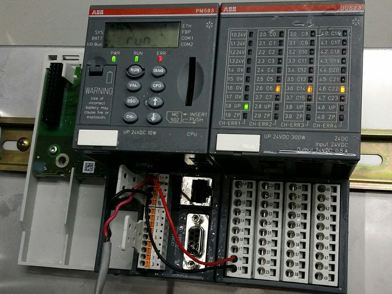 Controller Plc Plc Programming Extreme Weather Abb Control Board Control Panel Controlpanel Controler Control Controls Controllers Controle Controlsystems Control Panel. Controlling Contcontropl