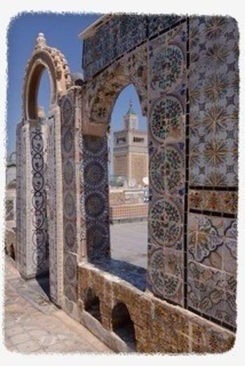 Tunis La Médina De Tunis Hello World Enjoying Life