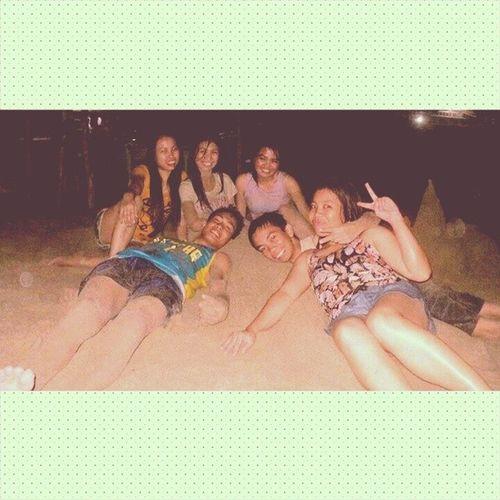 The sand mermaid and friends! ???? The legs. Wiwit XD Laiya Batangasph Sandmermaid Latepost lifeisabeach playwithsand