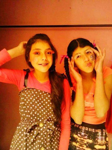 Muñecas Disfraz Celebracion Dia De Los Niños