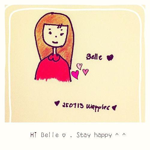 for Belle