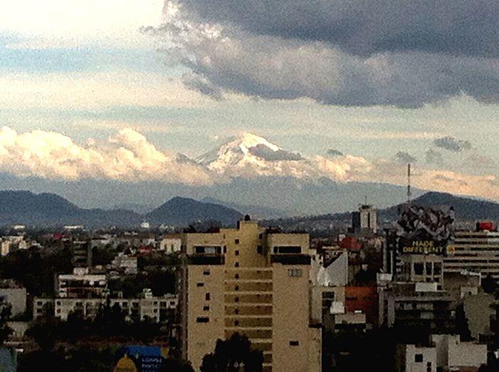 RePicture Travel volCan el nevado de toluca vista area dela. Parte alta del castillo de chapultepec