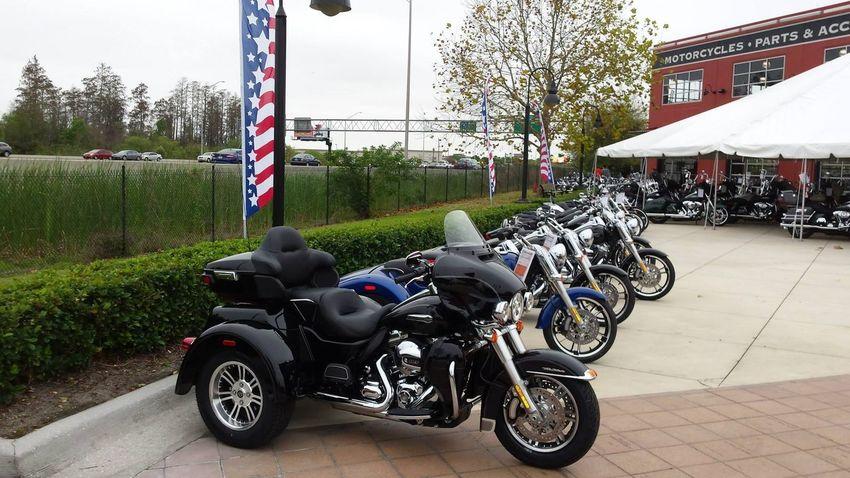 Harley Davidson Store@ Orlando, Florida State