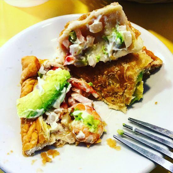 Shrimps 🍤 Empanadas Market Yummy Nom Nom Nom Cdmx Mexico Food Foodporn