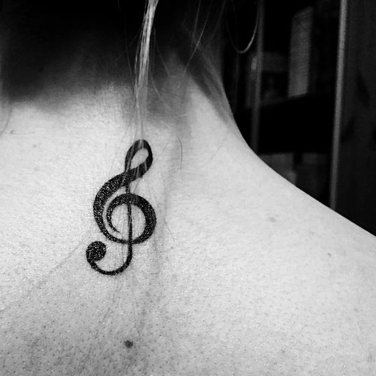Tattooed Tattooing Tattoo ❤ Bw Blackandwhite