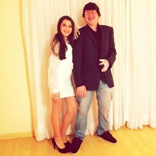 White Paaarty ! Te amo brother