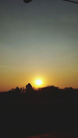 Parque  Maurilio Biaggi....RIBEIRAO PRETO.SP.... PorDoSol😍 17:34
