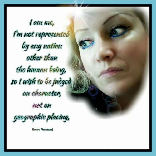 Human Being Respect Samsung Galaxy S4 Phone Phone Photography Collage Blend Collage App Text Quotes My Own Words My Own Thoughts Representing The Human Being It's Me Selfie Self Portrait