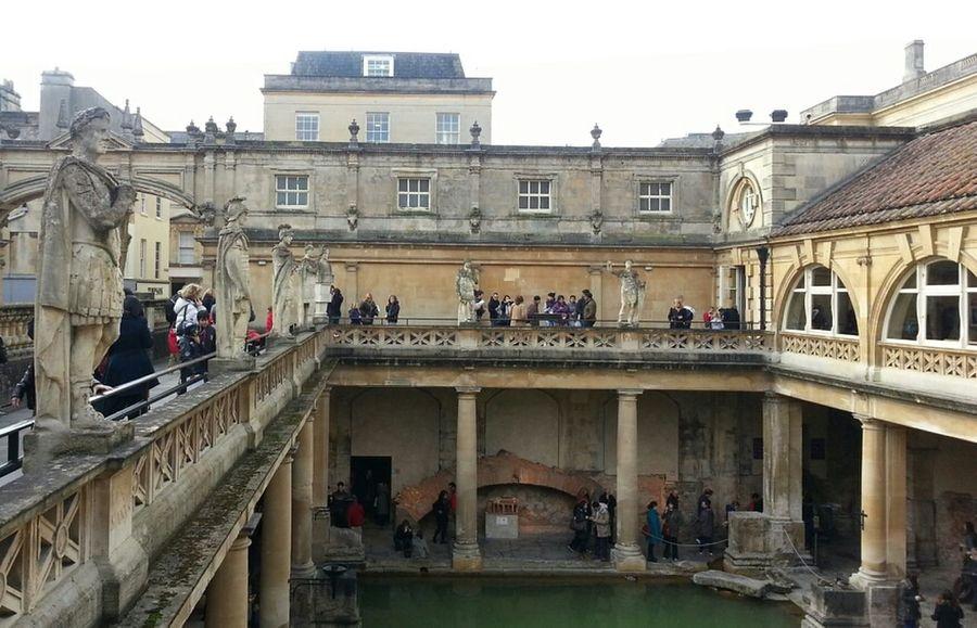 Roman Roman Bath Roman Baths Bath City Centre Bath City Bath