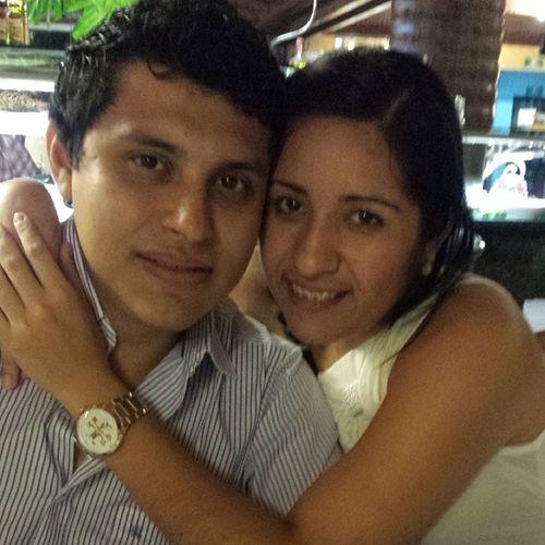 Felicidades mi vida un cumpleaños mas juntos te amo @luisgodineez