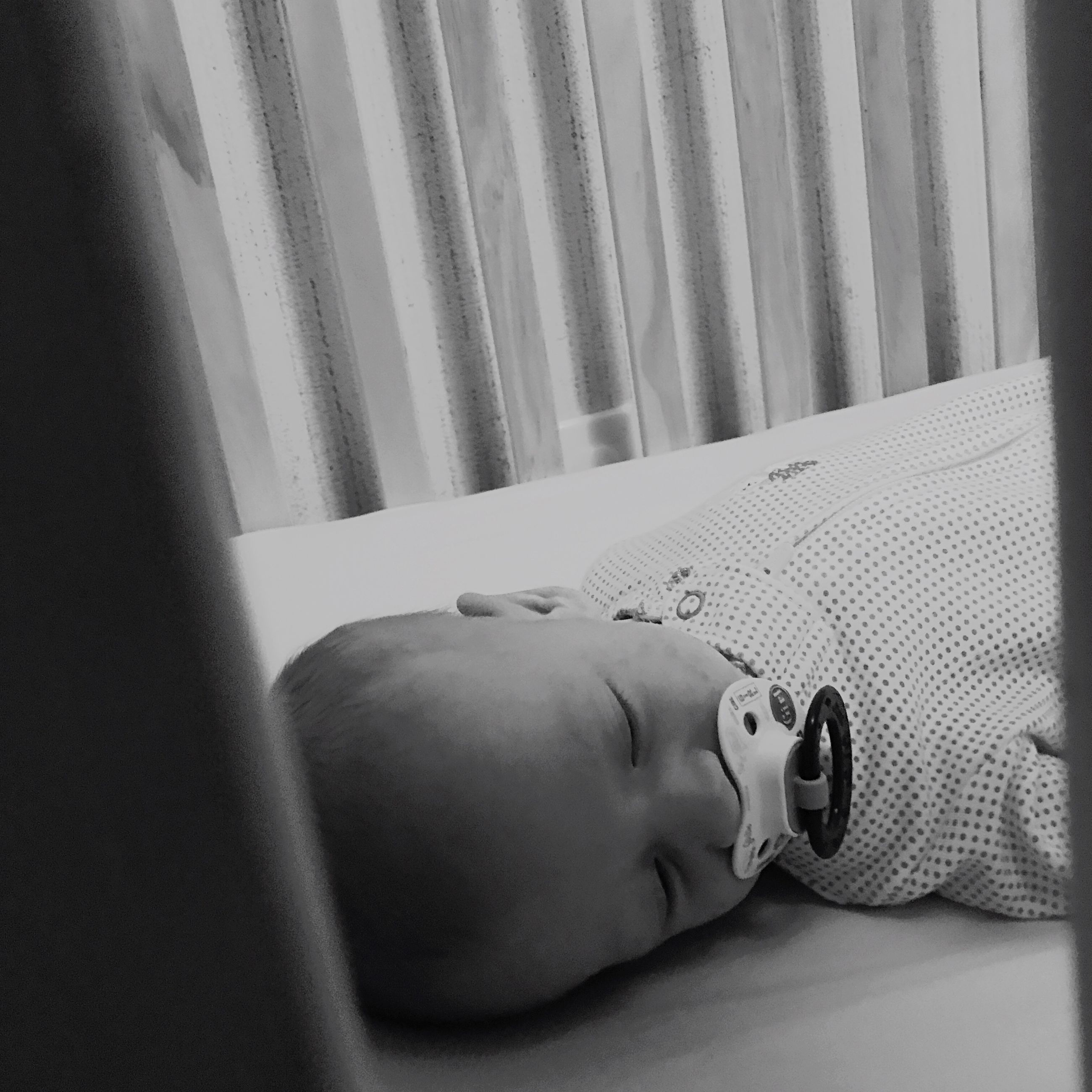 curtain, indoors, baby, babyhood, innocence, cute, home interior, one person, lying down, childhood, real people, new life, newborn, bed, babies only, close-up, day, people