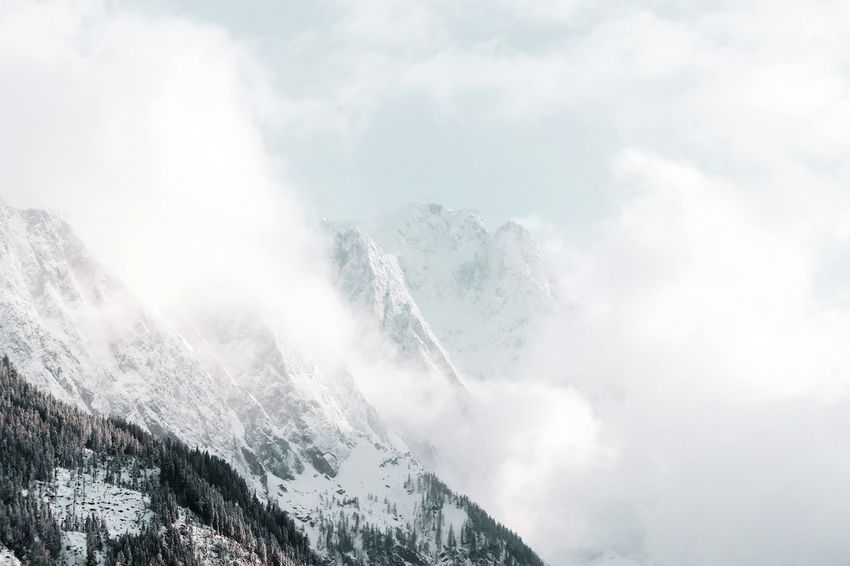 Zugspitze Freshness Foggy Morning Cloud - Sky Power In Nature Tranquility Alps Mountain View Mountains And Sky Enjoying The View Bavaria Backgrounds Bayern Zugspitze Full Frame Landscape Betterlandscapes Scenics Silence Tree Mountain Forest Fog Winter Sky Cloud - Sky Lightning Pine Woodland Pine Tree Snowcapped Mountain Power In Nature The Great Outdoors - 2018 EyeEm Awards