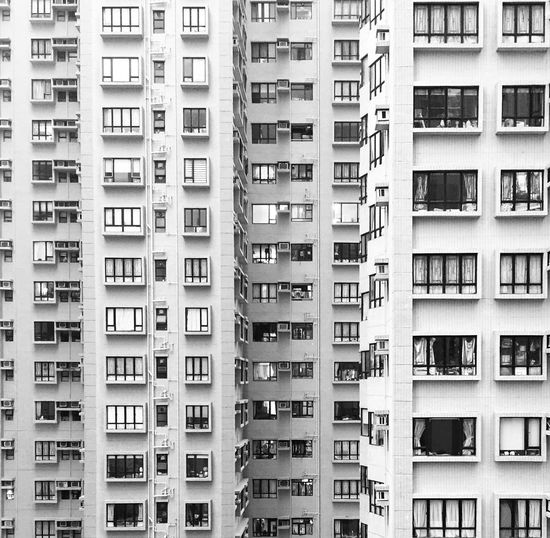 How Do We Build The World? Architecture Monochrome Housing Estate Here Belongs To Me The Architect - 2016 EyeEm Awards Monochrome Photography Embrace Urban Life