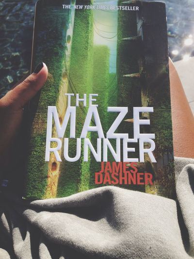 The Maze Runner James Dashner Book Reading