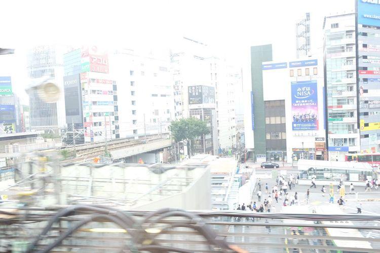 Streetphotography Tokyo FujifilmX70 The 1st commute to Shibuya.
