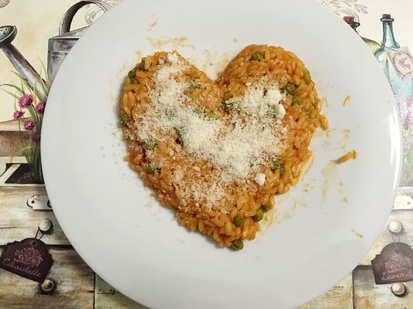 Q Plate Ricette Italy EyeEm Best Shots EyeEm Nature Lover EyeEm Best Edits EyeEm Gallery Chef Receipt Eat Eating Eye4photography  EyeEm Showcase March Hello World Heart Love Love ♥ Lovely quando si mangia con amore Amore My Life My Love Risotto Eat Eat And Eat