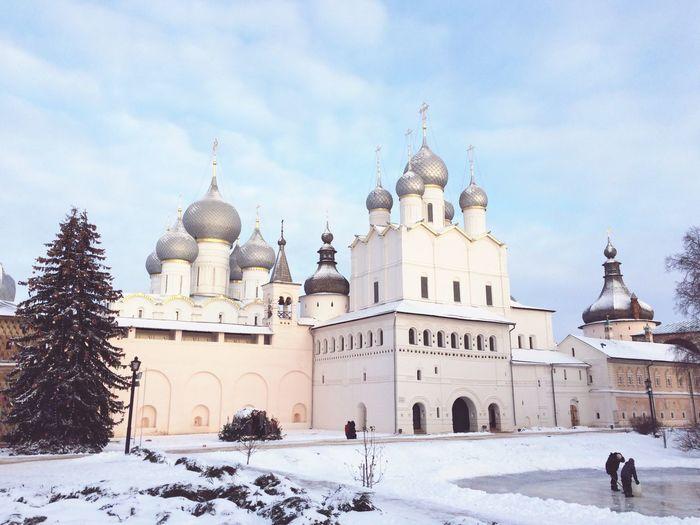 Ярославль ростов Кремль Russia Rostov Kremlin