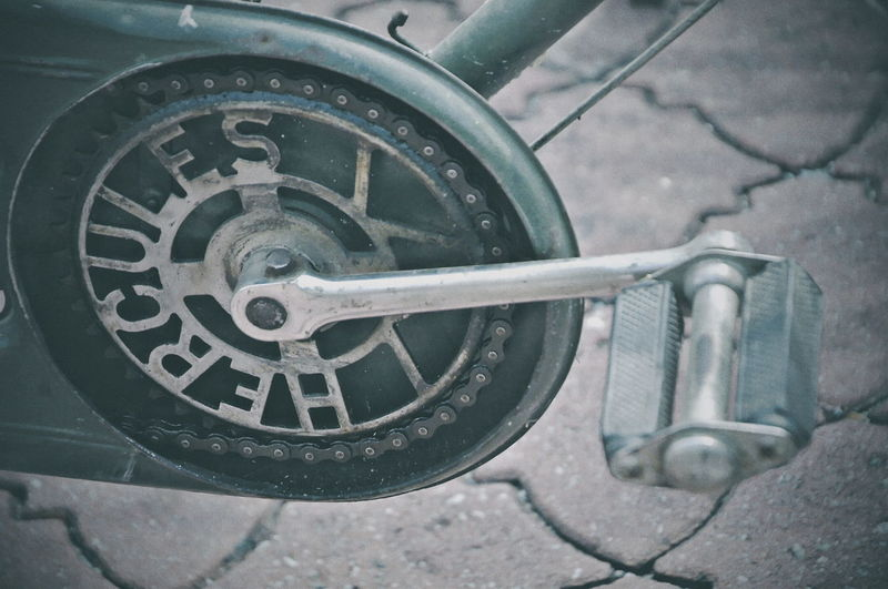 Chain Chains Bicycle Cycle Padle Grain Antique Old Hercules Run Up Close Street Photography The Street Photographer - 2016 EyeEm Awards