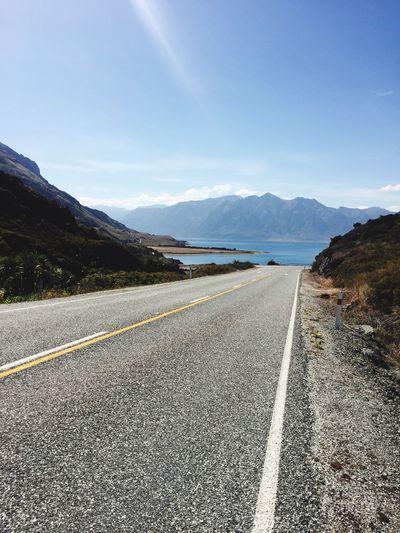 Roadtrip Newsealand Lost In The Landscape