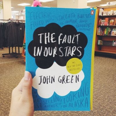 Found this in school's bookstore ♥♥♥ Thefaultinourstars