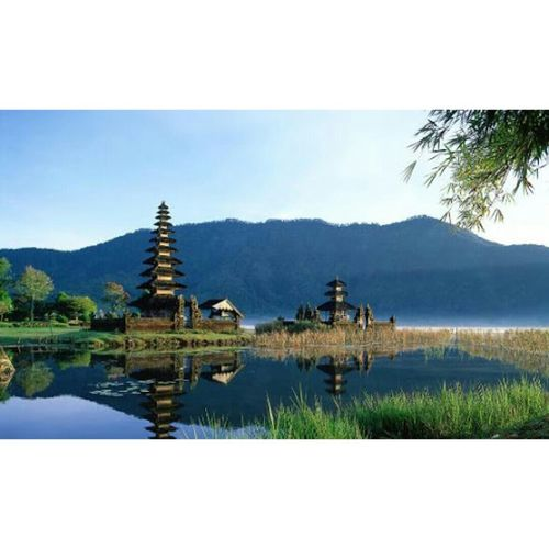 Beautiful Nature In Bali