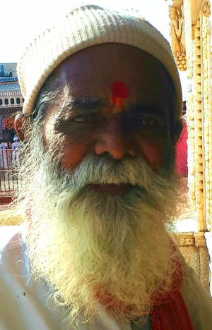 Man spiritualité i ndian One Person Portrait