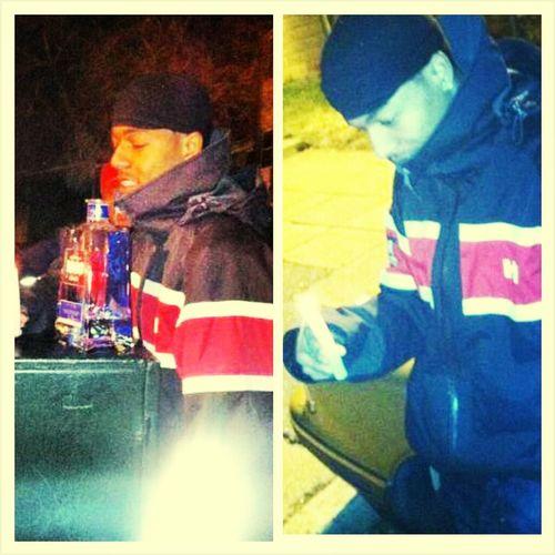 Sis Candle Light Vigil #E4T