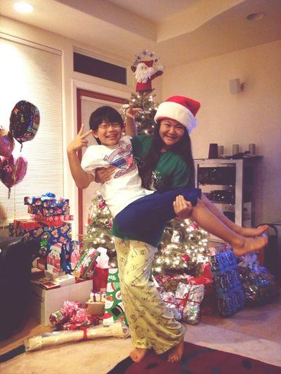 It was a pretty good Christmas