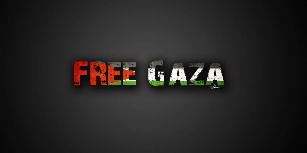 Free Gaza Freegaza Gaza Free Palestine Freedom
