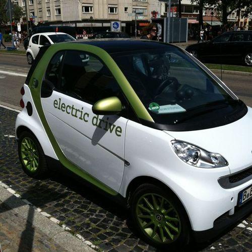electric drive #smart Smart