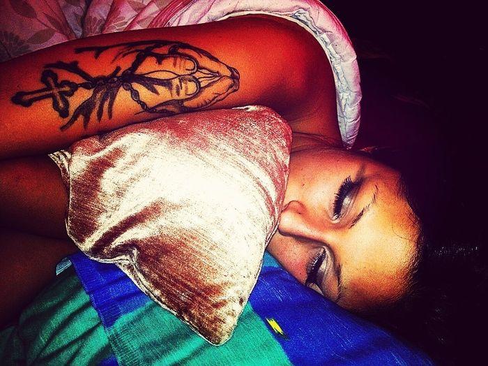 moornin! Tattoo Girls With Tattoos Tired
