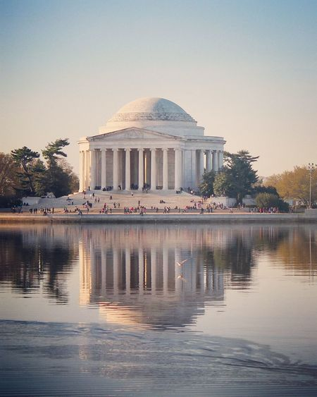 Beautiful Enjoying Life Beautiful Day Architectural Detail Washington DC Jefferson Memorial WashingtonDC Hello World Check This Out Washington, D. C. Architectureporn Divine Fantastic Architecture