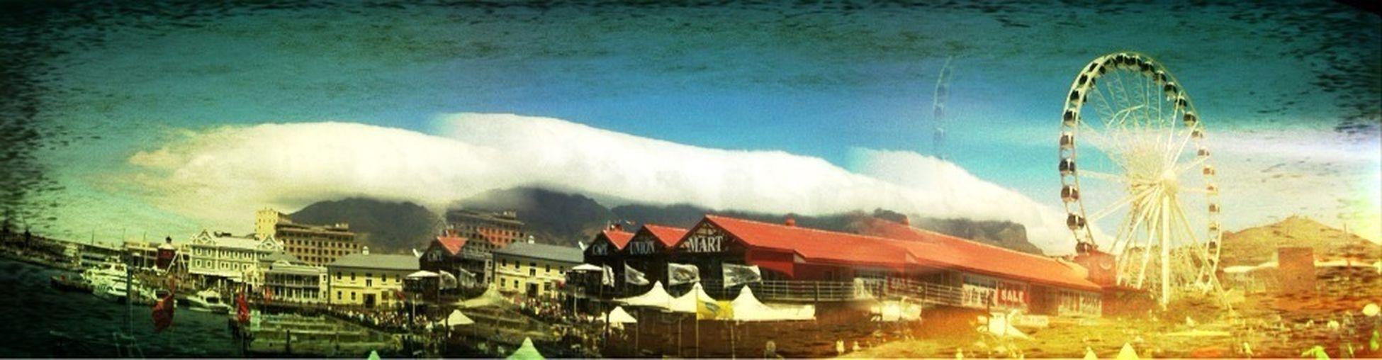 Panorama Waterfront Kapstadt