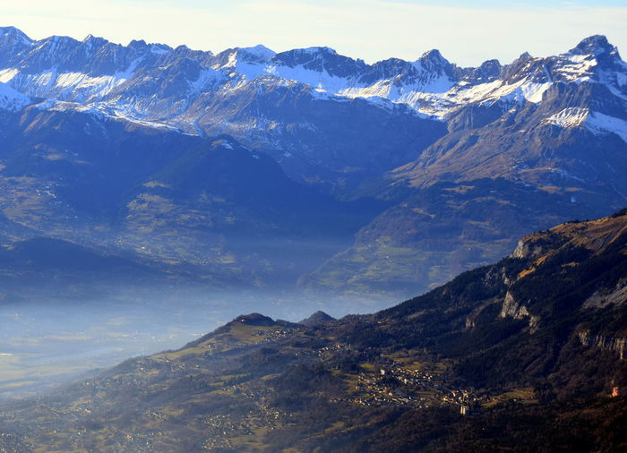 Alps Day Landscape Mountain Mountain Range Nature Outdoors Physical Geography Remote Rocky Mountains Scenics Valley