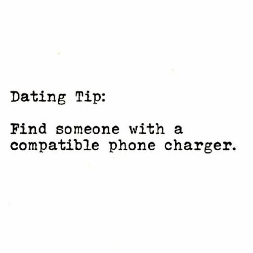 Dating Semoine Phone Charger ♥♥♥
