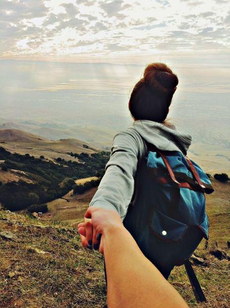 Exploring with babe. EyeEm Best Shots Enjoying Life Adventure Landscape