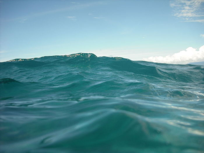 Beauty In Nature Day Fiji Nature No People Outdoors Scenics Sea Sky Water